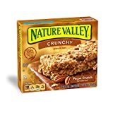 Nature Valley Granola Bars, Crunchy, Pecan Crunch, 8.94 Ounce (Pack of 12)