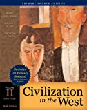 Civilization in the West, Volume II, Mark Kishlansky and Patrick Geary, 0321416929