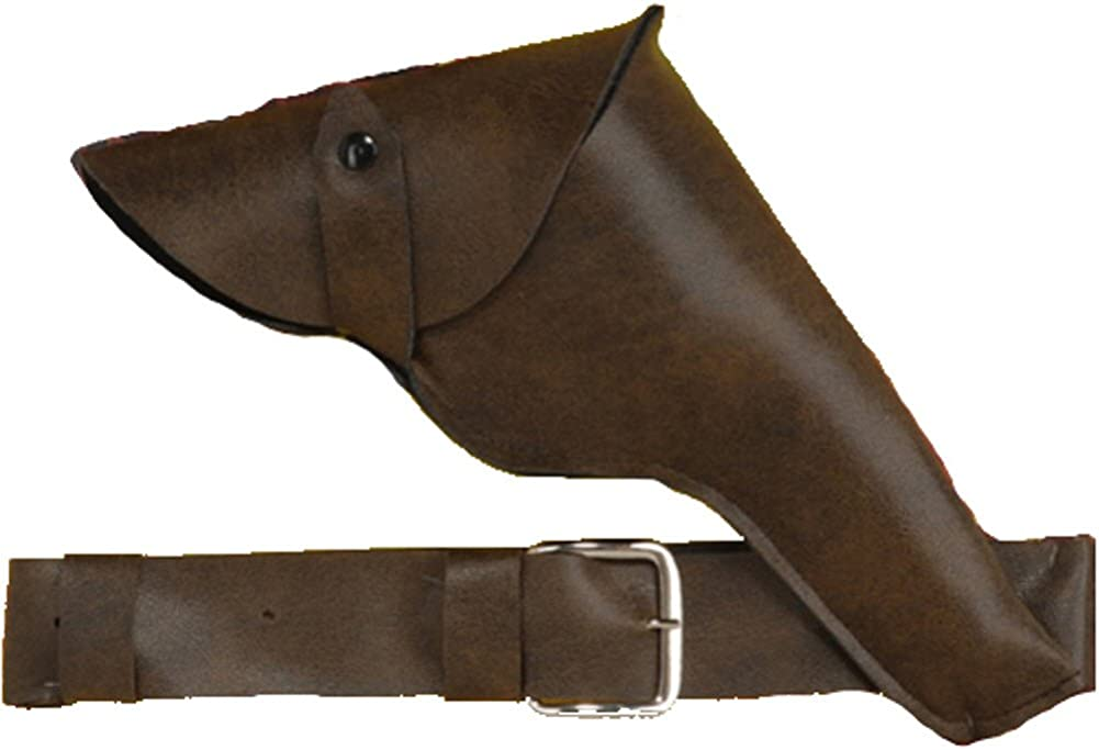 MyPartyShirt Brown Holster and Belt