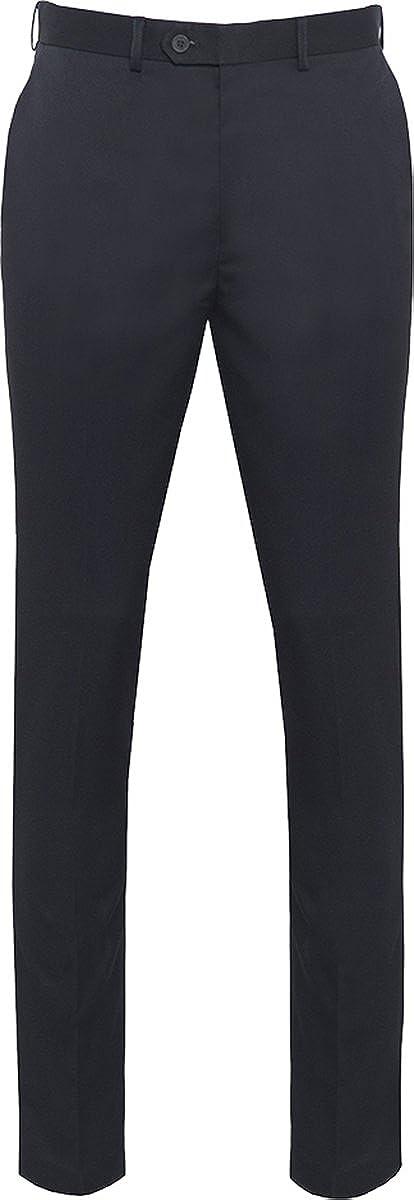 CreativeMinds UK School Uniform Aspire Boys Slimfit Trouser Pant Junior Senior
