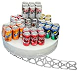 4300 Count Roll 6-Pack Rings Universal Fit - Fits all 12oz Beer Soda Cans