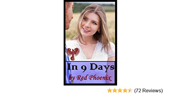 In 9 Days Kindle Edition By Red Phoenix Literature Fiction