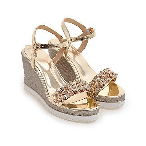Ballerine SLC04044 Gold SLC04044 Donna AdeeSu Gold AdeeSu SLC04044 Ballerine AdeeSu Gold Donna Ballerine AdeeSu Donna CqqgHwX