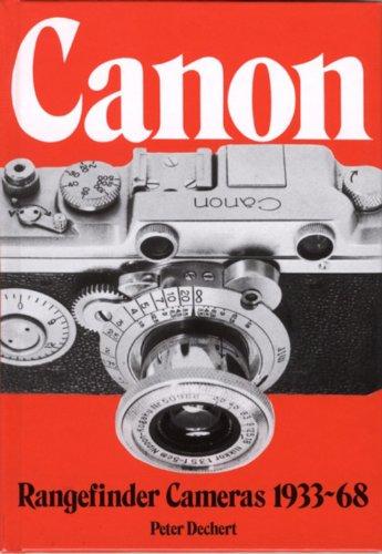 Canon Rangefinder Cameras 1933-68 (Hove Collectors Books)