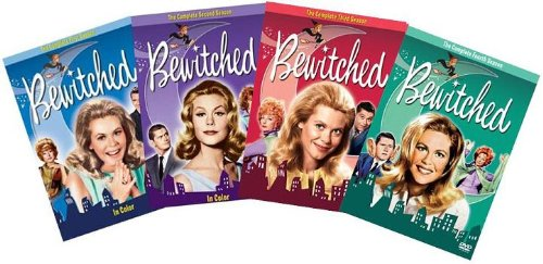 Bewitched: Seasons 1-4