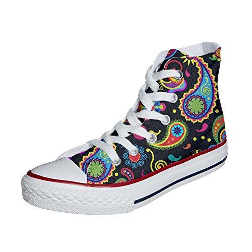 Fluo Os Todos Pasley Sapatos Produto Estrela artesanato Da Personalizados Converse 5zgqwxPd8z