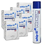 72 Cans (Master Case) Whip-it! 400ml Premium Refined Butane Zero Impurities