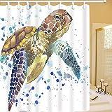 Sunmner Bathroom Shower Curtain Bathroom Curtain Durable Bath Curtain Bathroom Accessories Ideas Kitchen Window Curtain