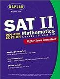 SAT II, Kaplan Educational Center Staff, 0743241231
