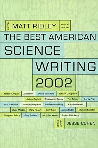 The Best American Science Writing 2002 (Best American...