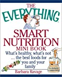 Smart Nutrition Mini Book, Barbara Ravage, 1580626068
