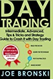 Trading: Intermediate, Advanced, Tips & Tricks and Strategy Guide to Crash It with Day Trading