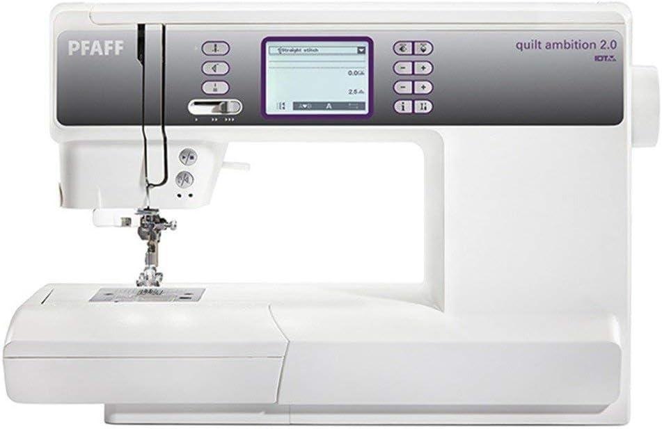 Pfaff Ambition 2.0 - Maquina de coser: Amazon.es: Hogar