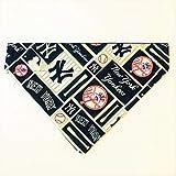 New York Yankees Dog Bandana No-Tie