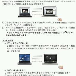 Amazon J5 Create Wormhole Switch リンクケーブル Windows Android Juc100 Kaijet J5 Create Usbケーブル 通販