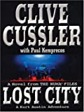 Lost City, Clive Cussler, 1594130965