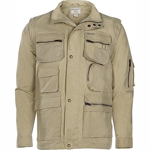 - Weekender Correspondent Travel Jacket Khaki Small