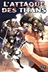 L'Attaque des Titans, tome 19 par Isayama