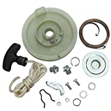 KIPA Heavy Duty Recoil Pull Starter Kit For Polaris Sportsman 300 500 Scrambler 400 Xpress 300 Xpedition 325 Trail Blazer 330 ATV Quad Rewind Recoil start Kit
