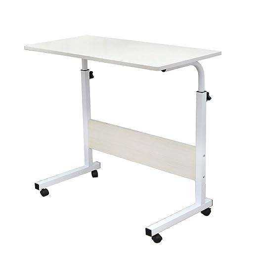 QRFDIAN Levante el escritorio de la computadora móvil Soporte ...