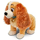 Lady and the Tramp: Lady Plush -- 14'' L by Disney