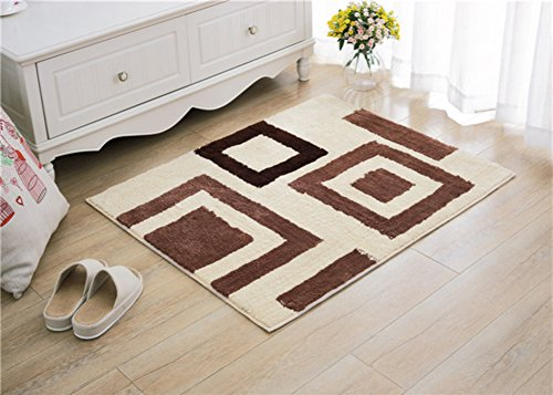 Living Room Floor Mats In The Hall Dirt-resistant Mats Kitchen Door Mats Stain-resistant Mats-G - 150 51 G