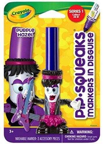 Crayola Pip squeaks Purple Disguise Marker