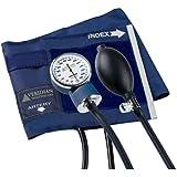 Veridian 02-1082 Latex-free Aneroid Sphygmomanometer, Large Adult