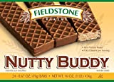 Nutty Buddy Wafer Bar - 24 per pack -- 12 packs per case.