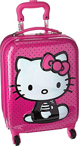 heys-america-unisex-hello-kitty-3d-pop-up-spinner-luggage-pink-carry-on