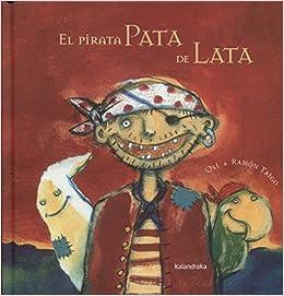 Resultado de imagen de EL PIRATA PATA LATA