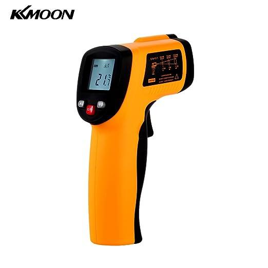 227 opinioni per KKmoon Termometro Infrarosso Digitale Senza Contatto Laser IR Infrared