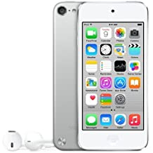 Apple iPod touch 16GB White & Silver (5th Generation)