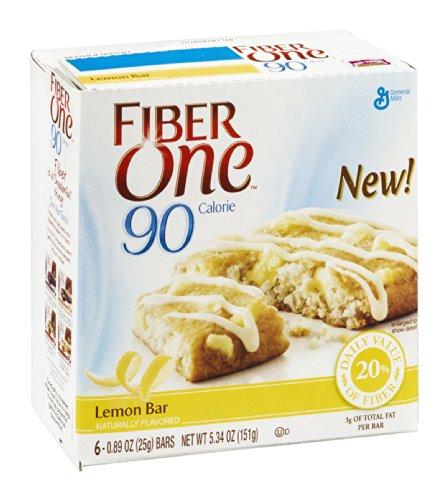fiber one lemon bars - 8