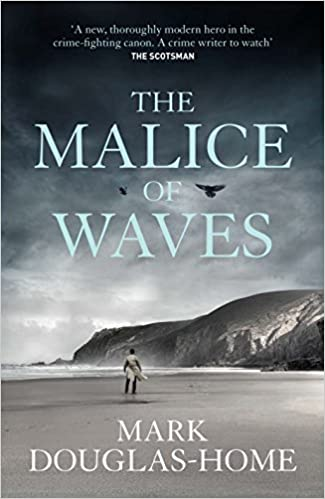 The Malice of Waves Book Cover