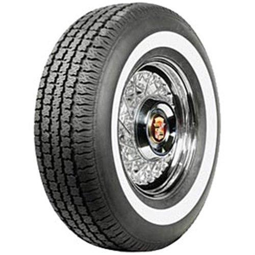 (Coker Tire 700219 Whitewall Radial 235/75R15)