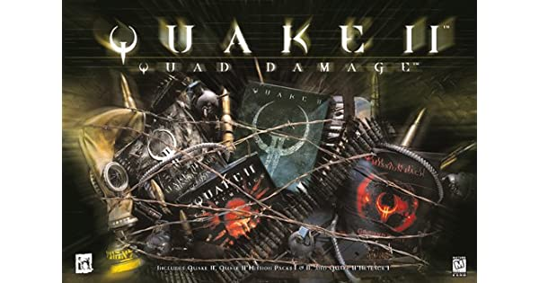Amazon com: Quake 2: Quad Damage - PC: Video Games