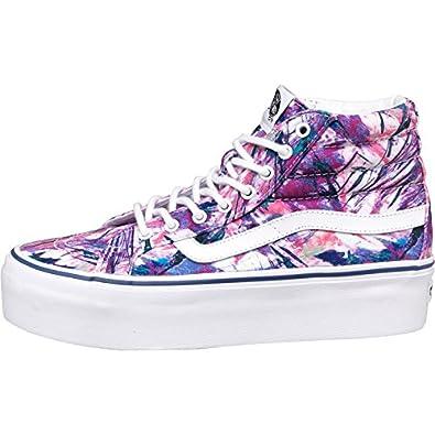 Vans Womens SK8-Hi - Purple