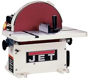 Jet 708433 Jds 12b 1 Horsepower 12 Inch Benchtop Disc