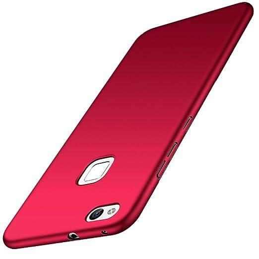 2 opinioni per Anccer Cover Huawei P10 Lite [Serie Colorato] di Gomma Rigida Protezione Da