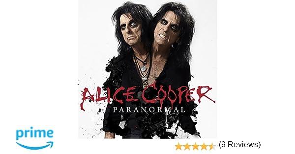 Paranormal : Alice Cooper: Amazon.es: Música