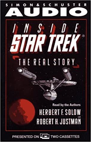 Inside Star Trek: The Real Story: Amazon.es: Solow, Herbert F ...