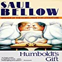 Humboldt's Gift Audiobook by Saul Bellow Narrated by Christopher Hurt