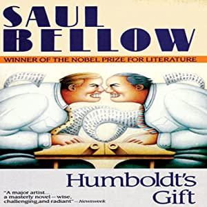 Humboldt's Gift Audiobook