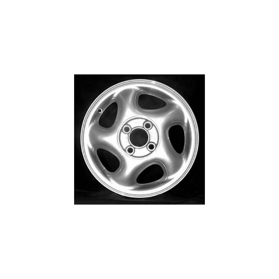 95 97 FORD CONTOUR ALLOY WHEEL RIM 15 INCH, Diameter 15, Width 6 (5 SPOKE), SILVER, 1 Piece Only, Remanufactured (1995 95 1996 96 1997 97) ALY03116U10