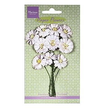 Marianne Design Hand Made Blumen Margeriten Karte Bright Pink ...