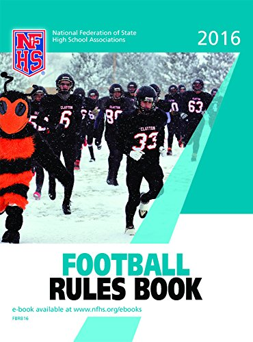 Amazon 2016 nfhs football rules book ebook nfhs bob colgate 2016 nfhs football rules book by nfhs fandeluxe Image collections