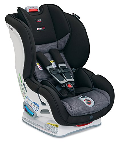 Image of the Britax USA Marathon ClickTight Convertible Car Seat, Verve