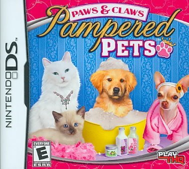 PAWS & CLAWS PAMPERED PETS-NLA