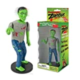 Dashboard Zombie with Brain-Hungry Lurching Action